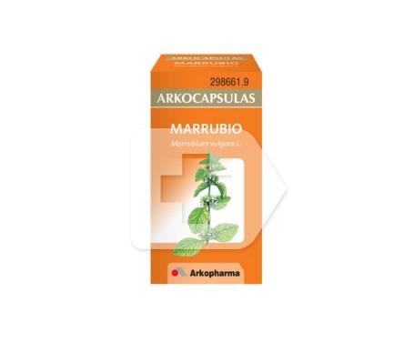 Arkocápsulas Marrubio 48cáps