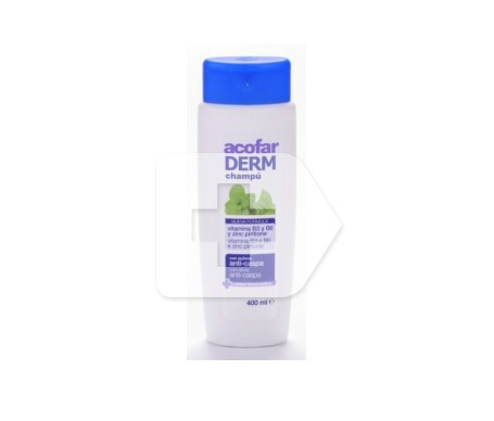 Shampoo antiforforfora Acofarderm 400ml