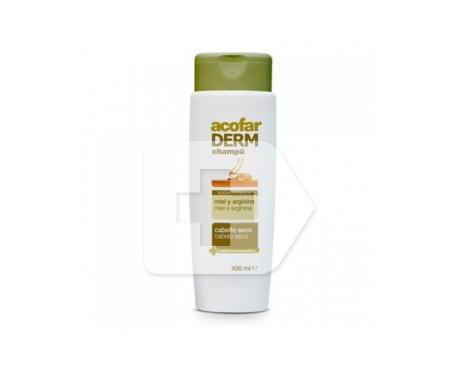Acofarderm shampooing cheveux secs 400ml