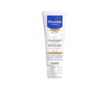 Mustela Cold Cream Nutriprotector 40ml