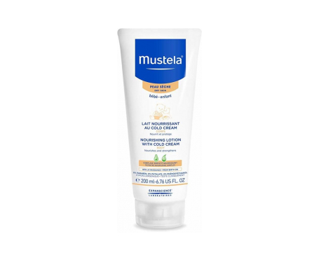 Mustela leche Corp cold Cream 125ml