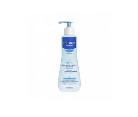 Mustela limpiador agua Physiobebe 300ml