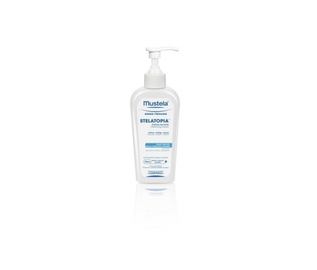 Mustela Stelatopia® crema lavante 200ml