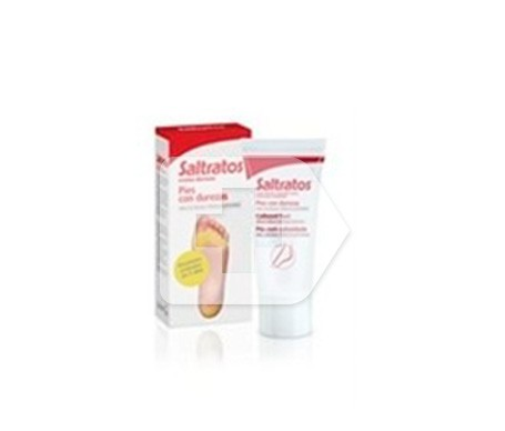 Saltratos crema durezas 20% urea 50ml