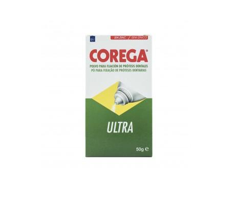 Corega® ultra adhesivo polvo 50g