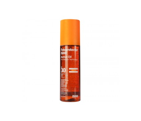 Fotoprotector ISDIN® Active Oil SPF30+ 200ml