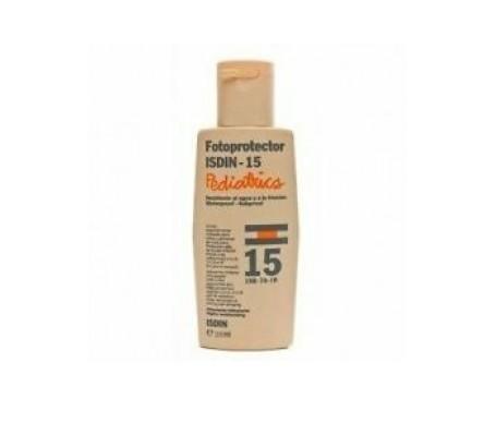 Fotoprotector ISDIN®Pediatrics SPF15+125ml