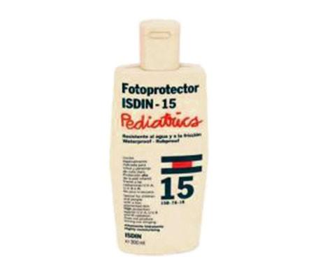 Fotoprotector ISDIN® Pediatrics SPF15+ 200ml