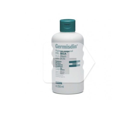 Germisdin® Higiene Corporal piel seca 250ml