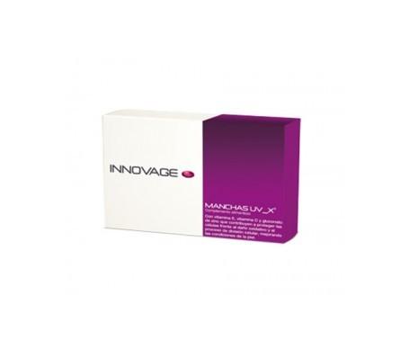 Innovage® Manchas UV X 30cáps