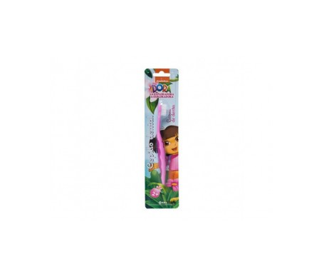 Kin cepillo dental Dora la Exploradora 1ud
