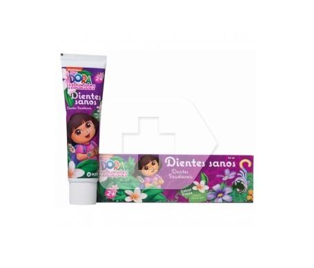 Kin Dora La Exploradora pasta dentífrica 50ml