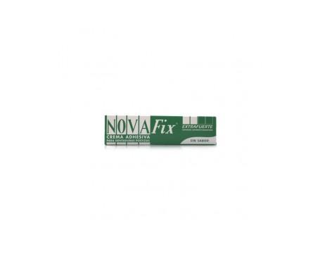Novafix Ultrafuerte crema adhesiva 50g