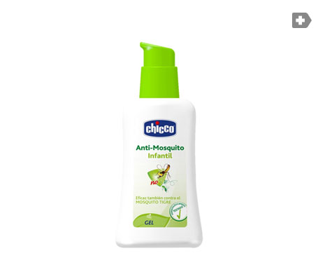 Chicco® Antimosquitos gel repelente uso humano 60ml