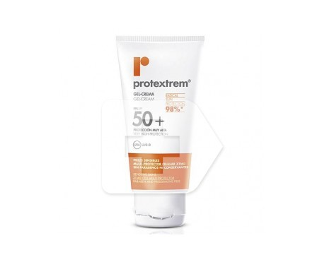 protextrem® SPF50+ gel crema 50ml