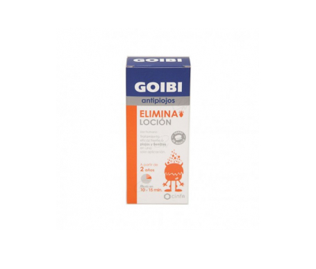 Goibi loción antiparásitos 125ml