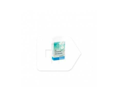 Bendaggio adesivo trasparente Alvita 20 pz