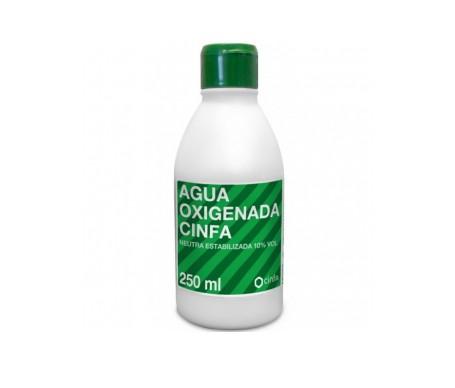 Perossido di idrogeno cinfa 250ml