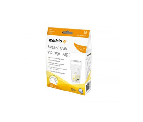 Medela Pump & Save bolsas leche materna 20uds