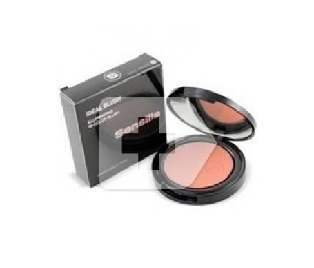 Sensilis Bright Blush Colorete compacto Caramel 4g