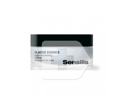 Sensilis Glacier Essence crema hidratación profunda piel seca 50ml