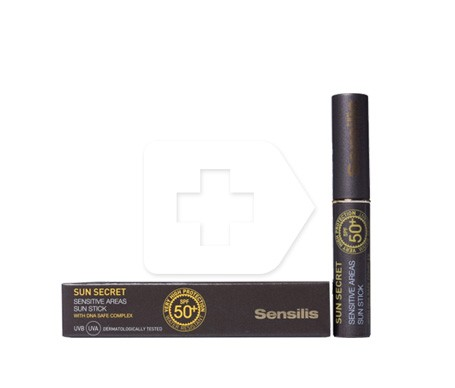 Sensilis Sun Secret protector solar SPF50+ stick 2ml