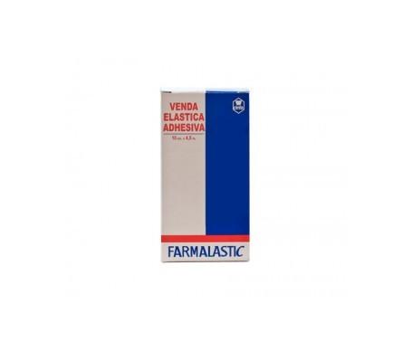 Farmalastic venda elástica adhesiva 10mx4,5cm 1ud