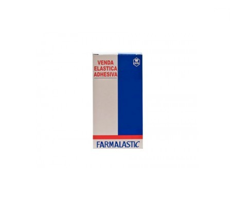 Farmalastic venda elástica adhesiva 5mx4,5cm 1ud