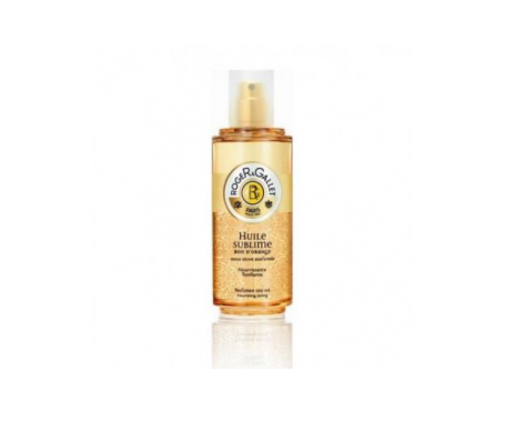 Roger&Gallet Bois d'Orange aceite seco perfumado 100ml
