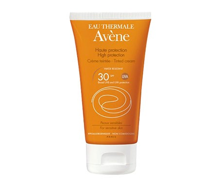 Avène Solar crema coloreada SPF30+ 50ml