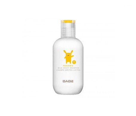 Babé Pediatric champú costra láctea 200ml