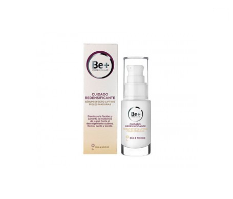 Be+ Redensificante Piel Madura Sérum efecto lifting 30ml