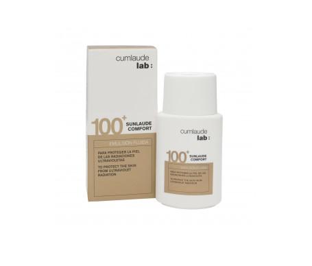 Cumlaude Sunlaude Confort ultrafluido SPF100+ 50ml
