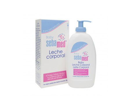 Sebamed® Baby leche corporal 400ml