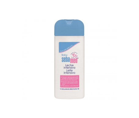 Sebamed® Baby leche intensiva 200ml