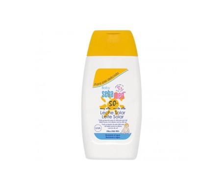Sebamed® Baby leche solar SPF50+ 200ml