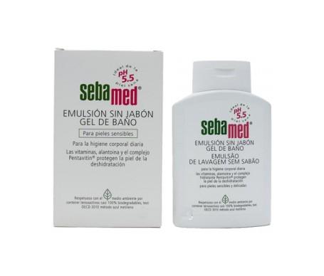 Sebamed® emulsión sin jabón 200ml
