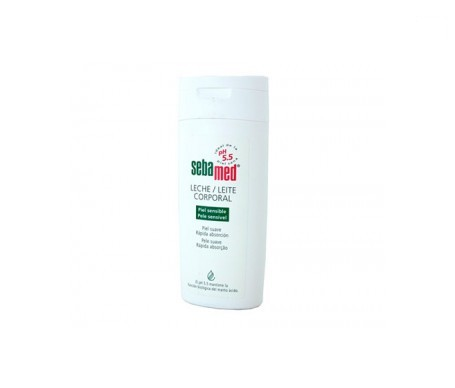 Sebamed® leche corporal 200ml