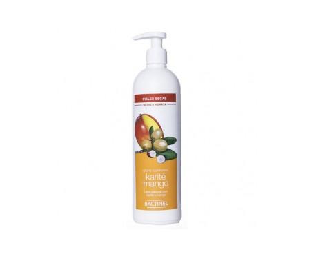 Bactinel leche corporal karité y mango 400ml
