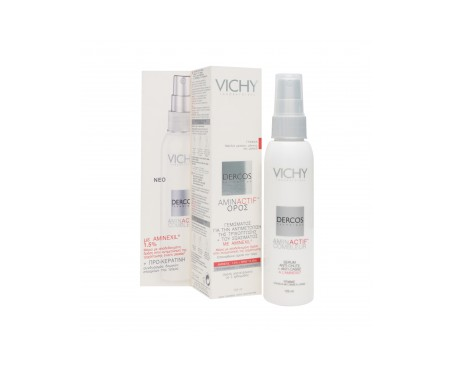 Vichy Dercos Aminactif rellenador sérum spray 125ml