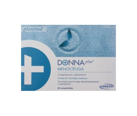 DonnaPlus+ Cimicífuga 60comp