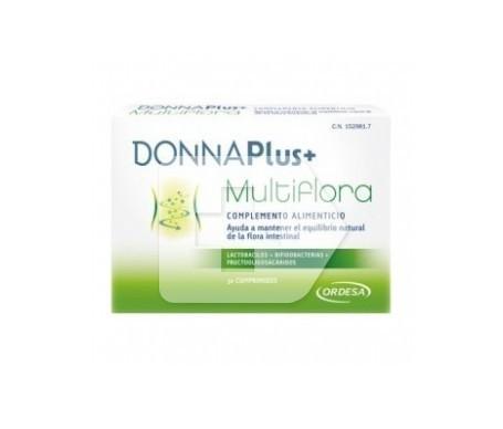 DonnaPlus+ Multiflora 30comp
