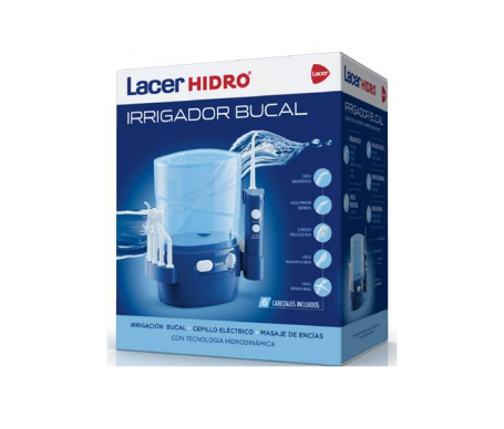 Lacer Hidro irrigador bucal 1ud