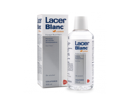 Lacer Blanc d-Citrus colutorio 500ml