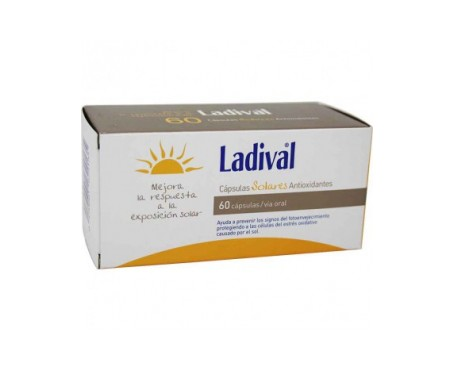 Ladival™ 60 capsules