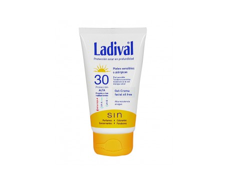 Ladival® piel sensible o alérgica SPF30+ 75ml