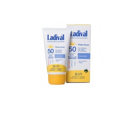 Ladival® Pieles Secas SPF50+ crema fluida 75ml