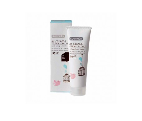 Suavinex® Mi Primera Crema Facial 50ml