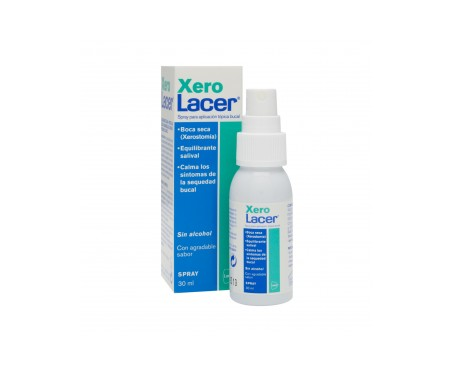 XeroLacer colutorio spray 30ml
