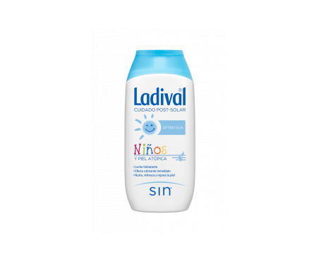 Ladival® Niños AFTERSUN leche hidratante 200ml